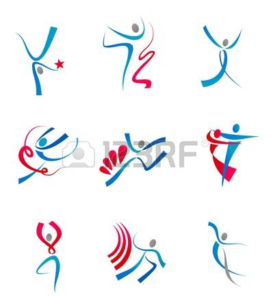 Group fit class clipart clip black and white stock 8,259 Group Fitness Stock Vector Illustration And Royalty Free ... clip black and white stock