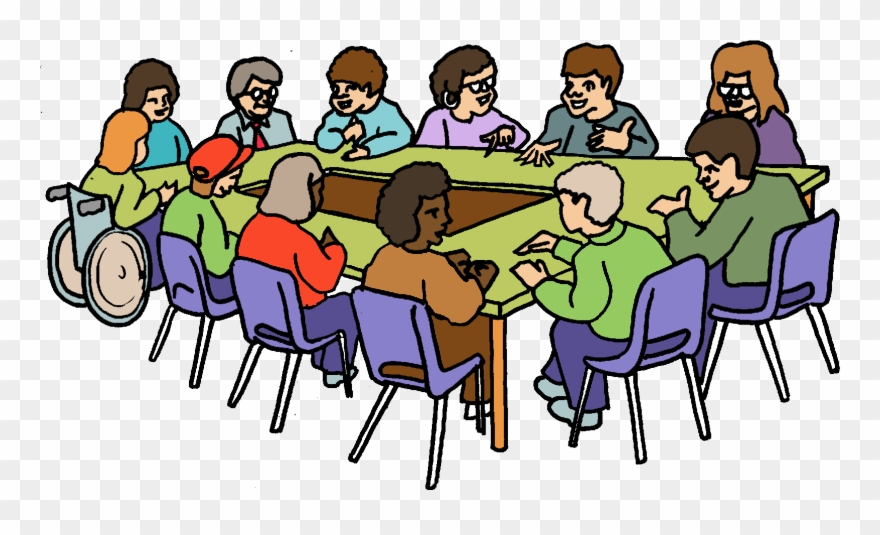 Parent meeting clipart svg free download Mmf 2010 Parents At School Clip Art Youth Group Meeting - Group ... svg free download
