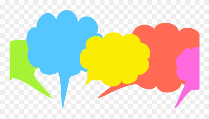 Word thinking positive clipart jpg free library Word Balloons - Png Of Group Thinking Clipart (#1739923) - PinClipart jpg free library