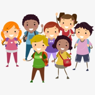 Group of kids clipart image black and white Group Of Kids Clipart - Kids Youth Club #1752390 - Free Cliparts on ... image black and white