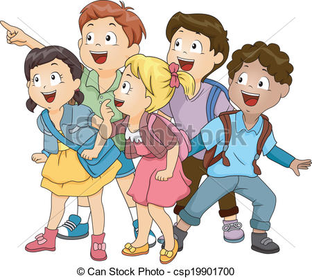 Group of kids clipart clip stock Group of kids clipart 1 » Clipart Station clip stock