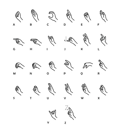 Group of people sign language clipart vector royalty free Signs Of The Times All Gender Restrooms At The Whitney Whitney ... vector royalty free