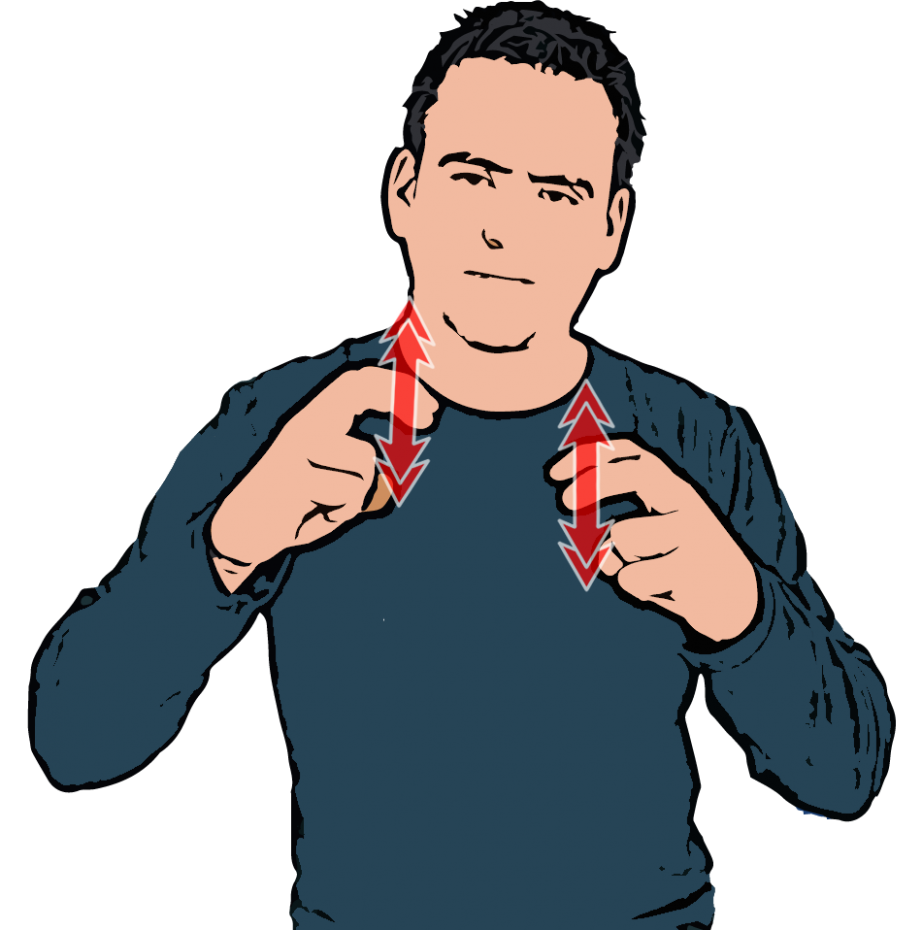 Group of people sign language clipart image transparent library British Sign Language Dictionary | British Sign Language Dictionary image transparent library