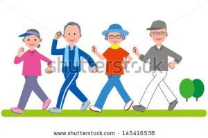 Group of people walking clipart clip freeuse library Group of people walking clipart 1 » Clipart Portal clip freeuse library