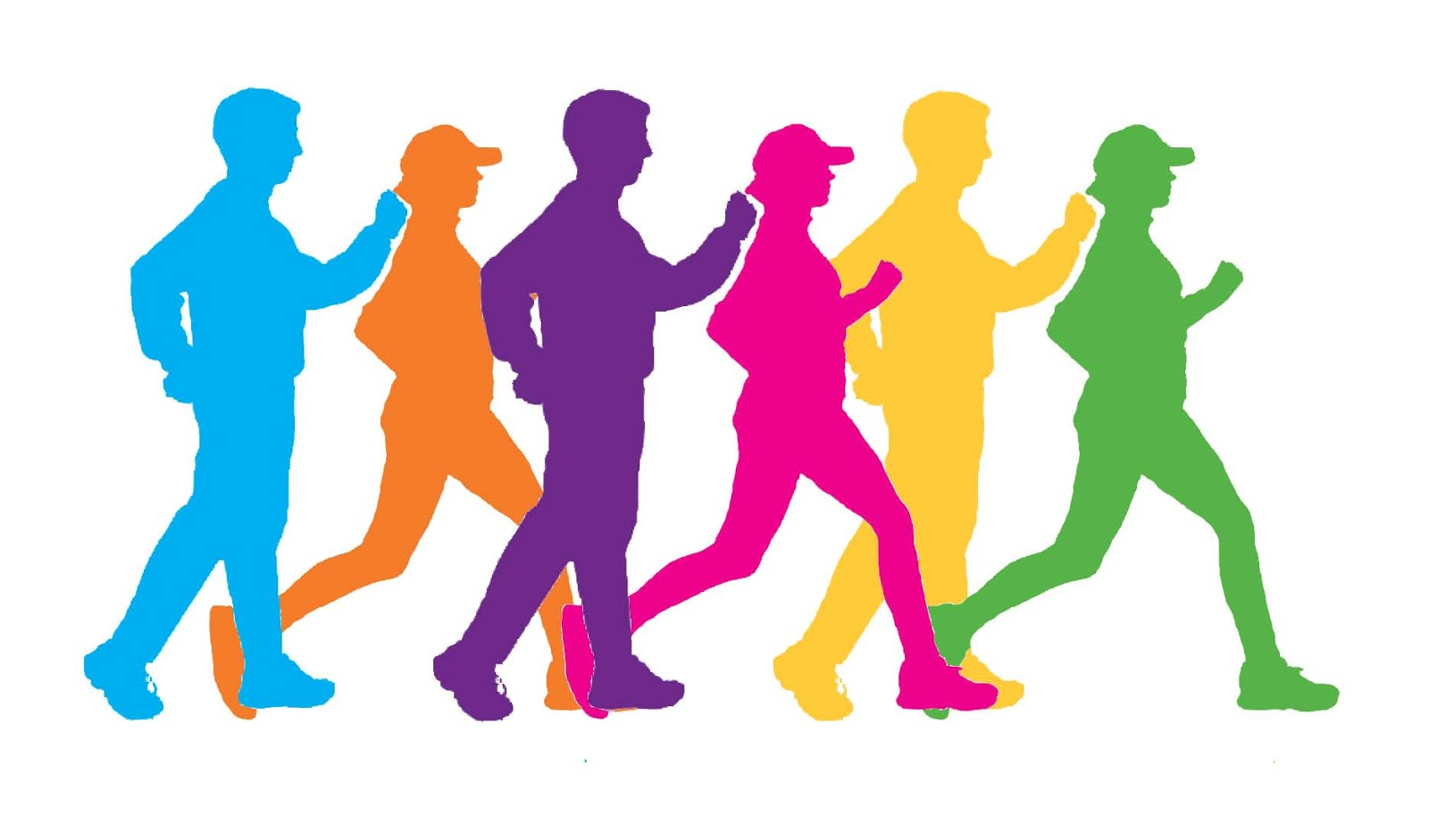 Group of people walking clipart clipart freeuse download Free Community Walk Cliparts, Download Free Clip Art, Free Clip Art ... clipart freeuse download