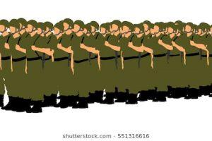 Group of soldiers clipart clipart transparent Group of soldiers clipart 1 » Clipart Station clipart transparent