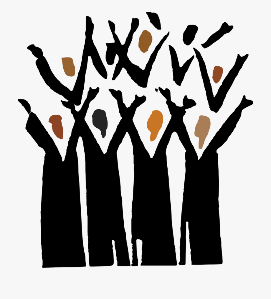 Group singing clipart picture free download Singing Clipart Group Singer - Choir Musical, Cliparts & Cartoons ... picture free download
