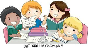 Group work clipart banner royalty free stock Children group work clipart 4 » Clipart Portal banner royalty free stock