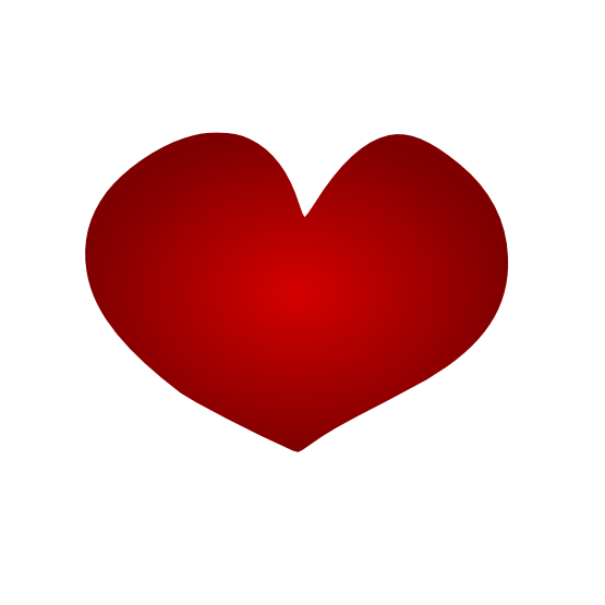 Growing heart clipart vector transparent clipartist.net » Search Results » valentine heart vector transparent