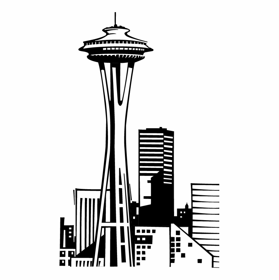 Space needle clipart free clipart free stock 9th International Congress Of The Growth Hormone Research - Seattle ... clipart free stock