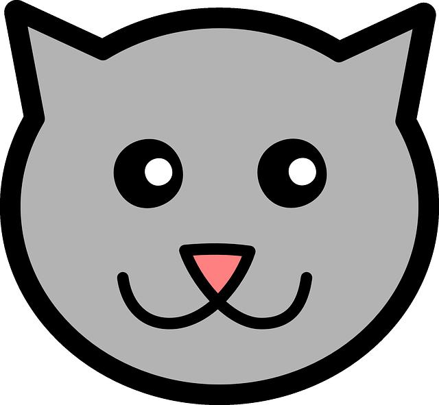 Grumpy cat face clipart transparent Cat Faces Cartoons Images (55+) transparent
