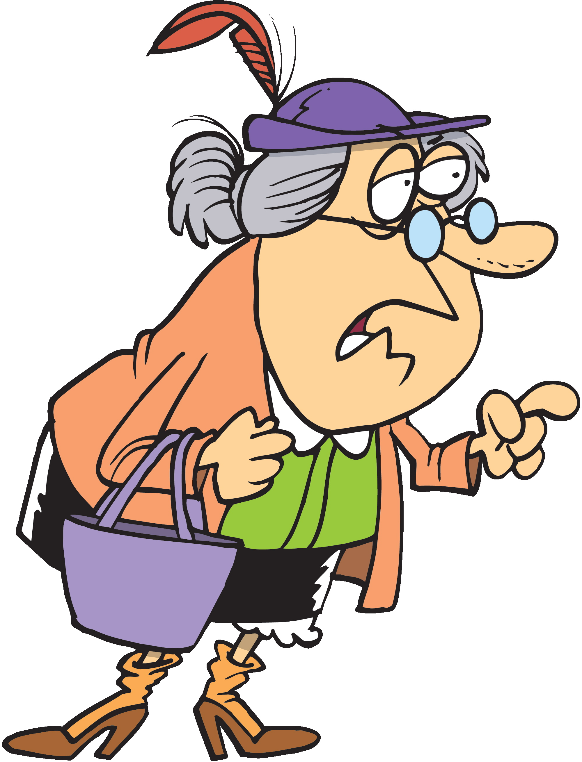 Tired old lady clipart image clip black and white download Grumpy Old Man Clipart | Free download best Grumpy Old Man Clipart ... clip black and white download