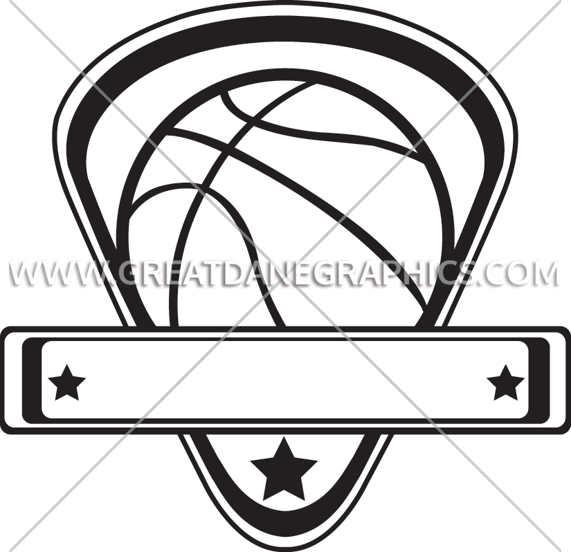 Grunge basketball clipart jpg black and white Basketball Grunge Sticker | Production Ready Artwork for T-Shirt ... jpg black and white