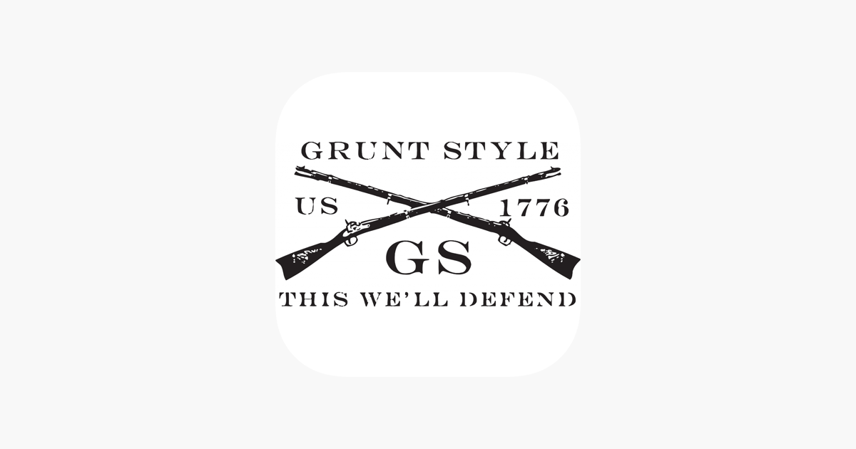 Grunt style logo clipart banner Grunt Style on the App Store banner