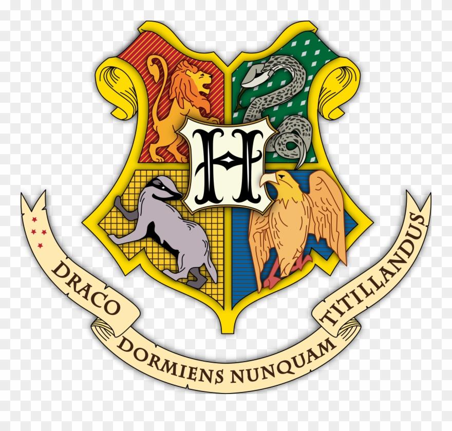 Gryffondor crest clipart jpg download Hogwarts Logo Hd Clipart (#205816) - PinClipart jpg download
