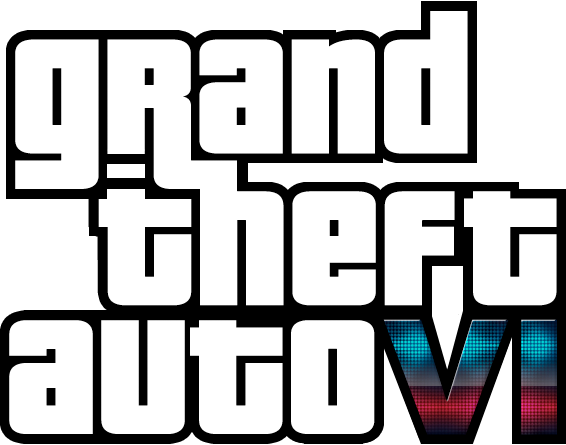 Gta 6 clipart vector black and white Grand Theft Auto (GTA) PNG Transparent Images | PNG All vector black and white