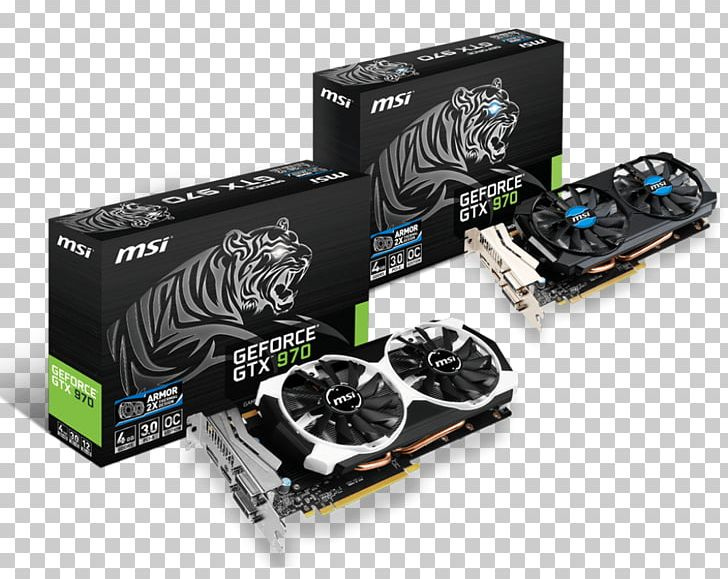 Gtx 970 clipart svg free download Graphics Cards & Video Adapters MSI GTX 970 GAMING 100ME GDDR5 SDRAM ... svg free download
