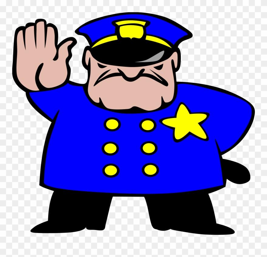 Guard clipart clip art freeuse Cartoon Security Guard Clipart - Png Download (#2753470) - PinClipart clip art freeuse
