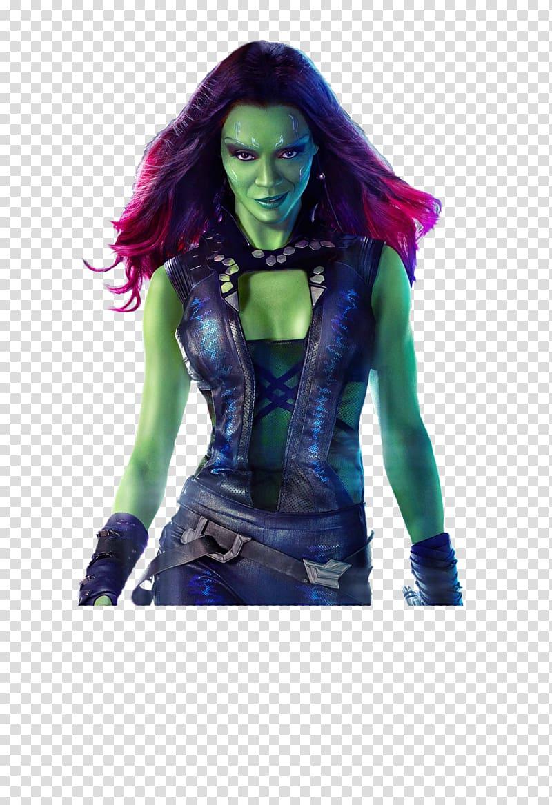 Guardians of the galaxy gamora clipart jpg download Gamora Guardians of the Galaxy Drax the Destroyer Rocket Raccoon Zoe ... jpg download