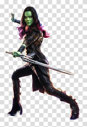 Guardians of the galaxy gamora clipart clip art download Gamora Thanos Drax the Destroyer Rocket Raccoon Groot, rocket ... clip art download