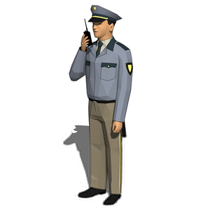 Guards clipart png royalty free download Clipart Of Security Guards   Free Images at Clker.com - vector clip ... png royalty free download