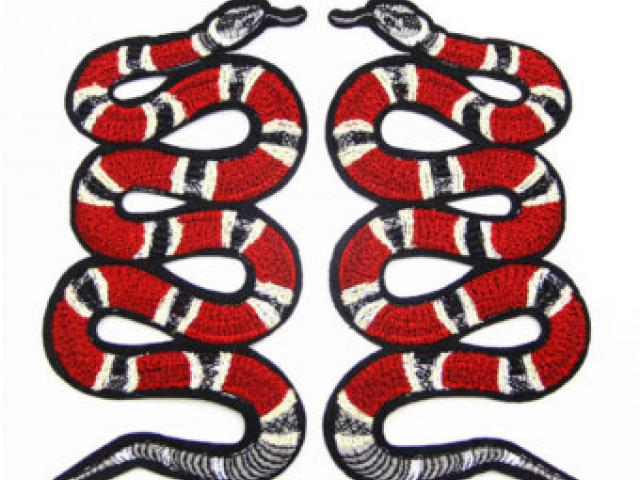 Gucci snake logo clipart picture library library Gucci Clipart snake 3 - 340 X 270 Free Clip Art stock illustration ... picture library library