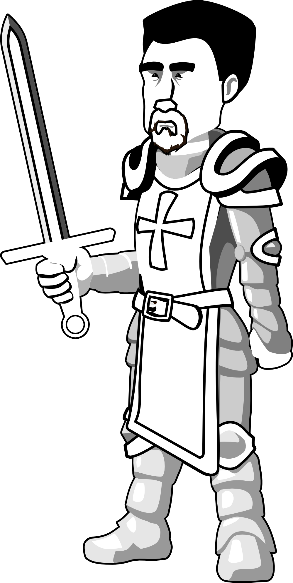 Guerrero clipart graphic transparent Knight clipart guerrero, Knight guerrero Transparent FREE for ... graphic transparent