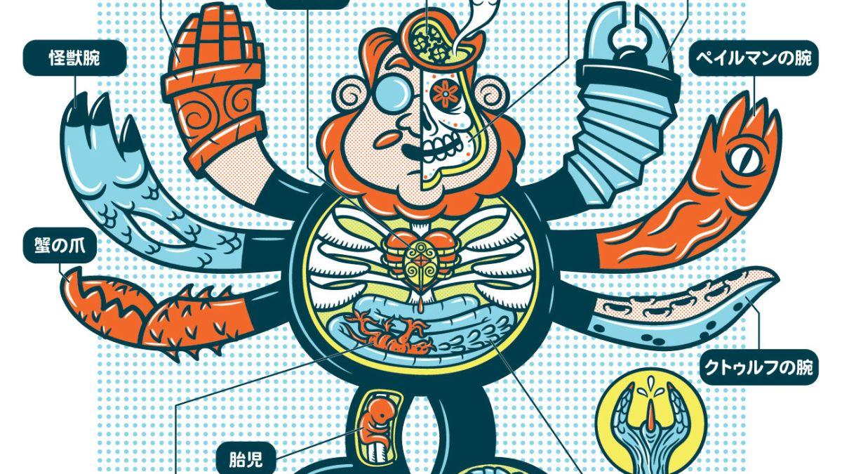 Guillermo del toro clipart clip art free download This Guillermo del Toro Art Show Is As Crazy As the Director Himself clip art free download