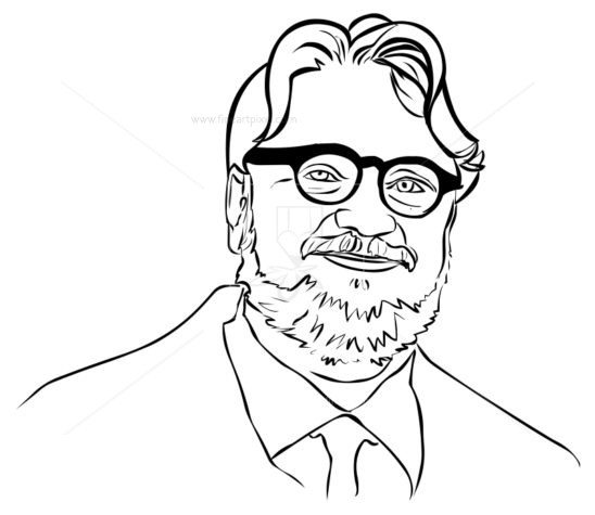 Guillermo del toro clipart banner free library Download Tag: Guillermo Del Toro | Free vectors, illustrations ... banner free library