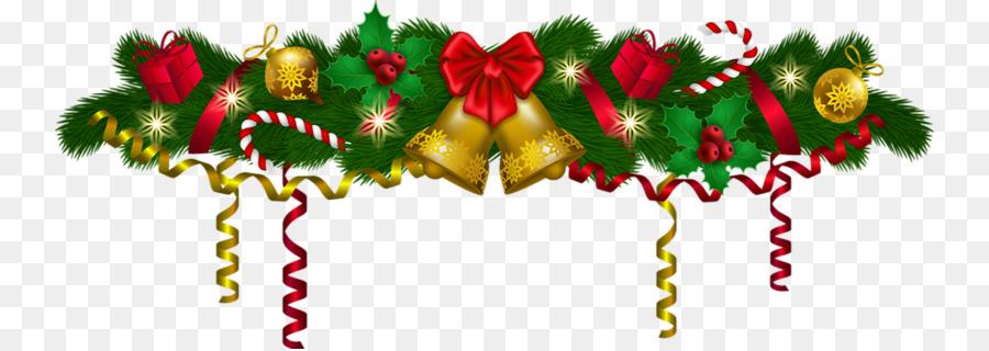 Guirnalda navidena clipart transparent Clip Art De Navidad, Guirnalda, La Navidad imagen png - imagen ... transparent