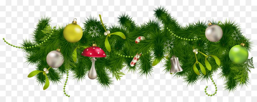 Guirnalda navidena clipart clip library download La Navidad, Guirnalda, árbol De Navidad imagen png - imagen ... clip library download