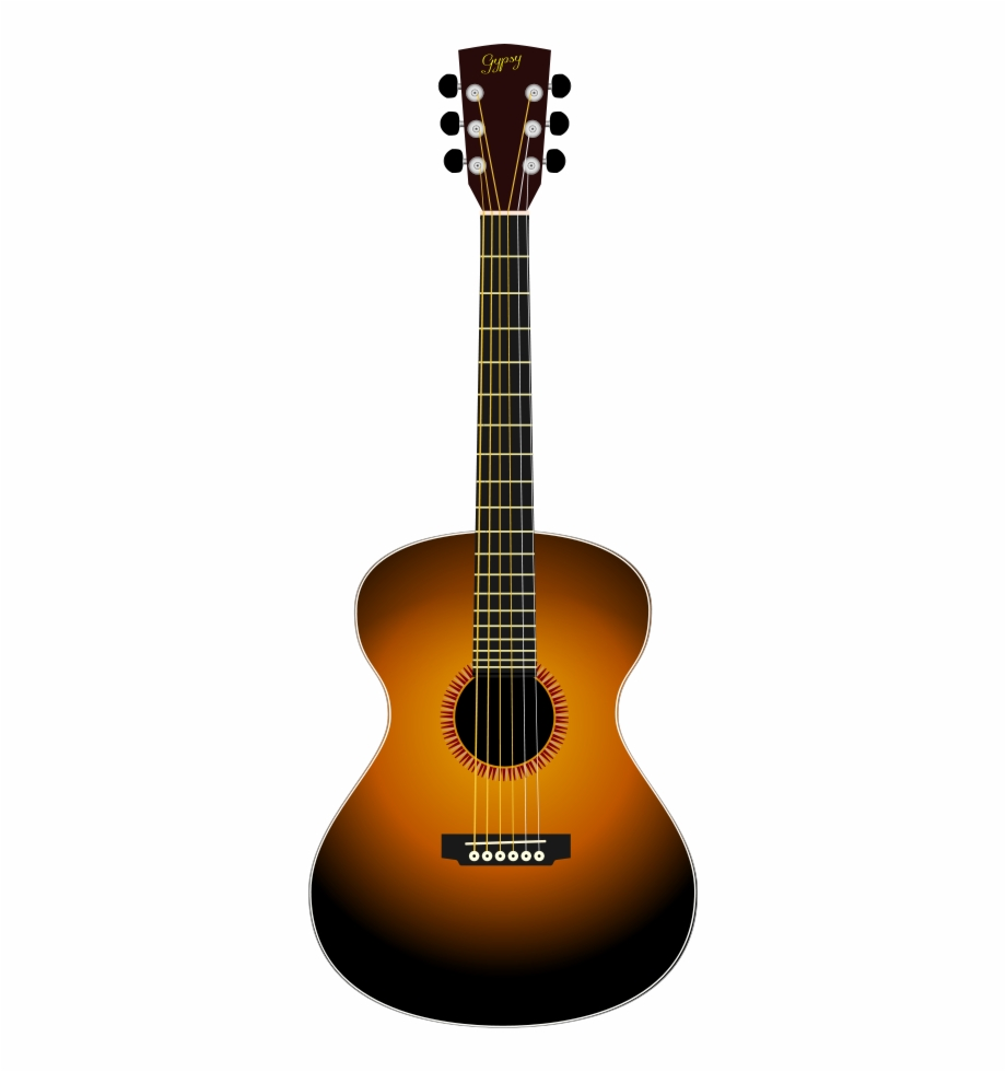 Guitar clipart acoustic and electric clipart free stock Sunburst Png - Guitar Clipart Acoustic Free PNG Images & Clipart ... clipart free stock