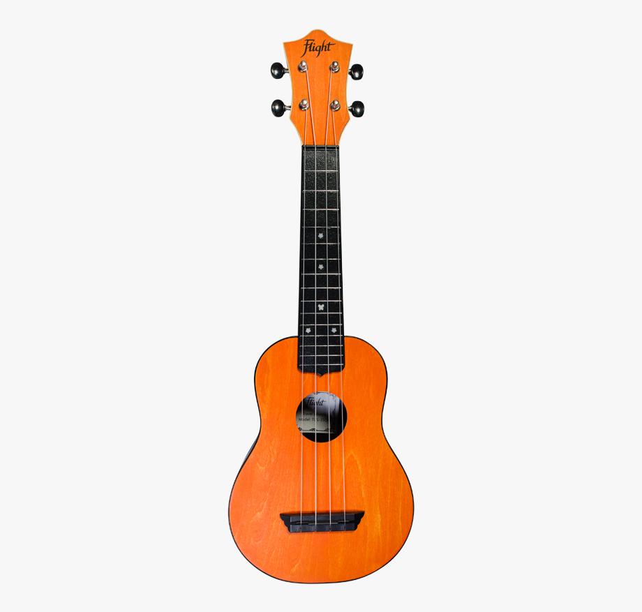 Guitar clipart for picsart clip art download Transparent Ukulele Plastic - Flamenco Guitar , Transparent Cartoon ... clip art download