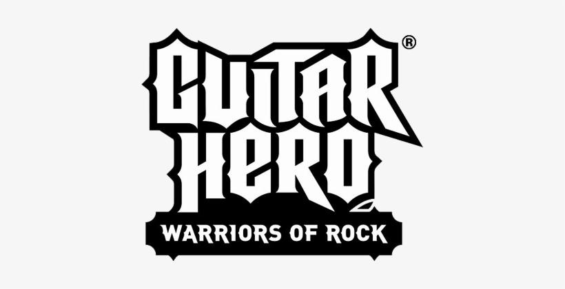 Guitar hero warriors of rock clipart image black and white Guitar Hero Warriors Of Rock Logo Transparent PNG - 410x340 - Free ... image black and white