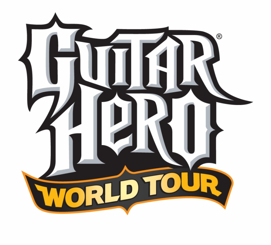 Guitar hero world tour clipart graphic library download Today Guitar Hero Publisher Activision Revealed - Guitar Hero 2 Logo ... graphic library download