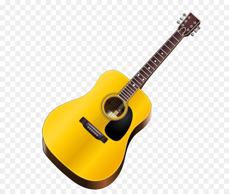 Guitar images free clipart image transparent stock Guitar Cartoon clipart - Guitar, Music, Yellow, transparent clip art image transparent stock