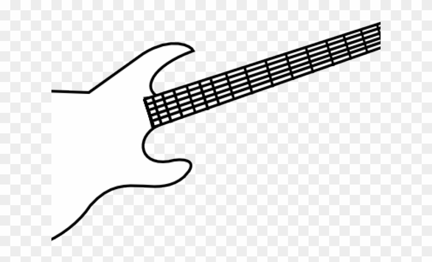 Guitar outline clipart banner free download Guitar Clipart Outline - Electric Guitar Clip Art, HD Png Download ... banner free download