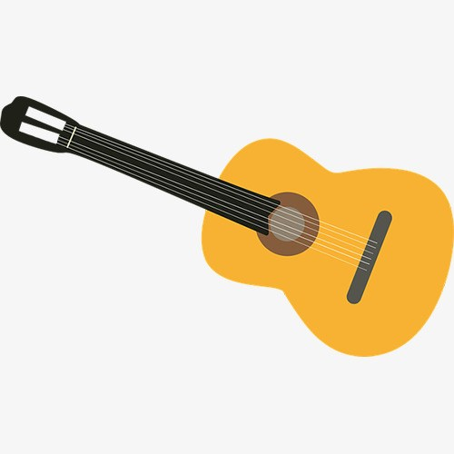 Guitare clipart vector black and white library Guitare clipart 3 » Clipart Portal vector black and white library