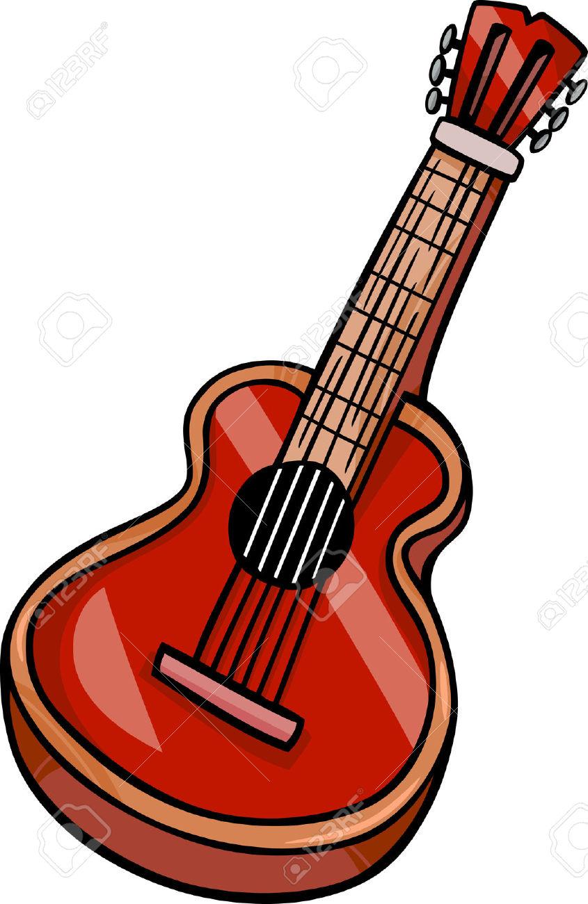 Guitare clipart graphic black and white download Guitare clipart 8 » Clipart Station graphic black and white download