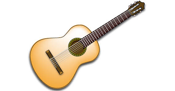 Guitare clipart png transparent Guitare clipart 4 » Clipart Station png transparent