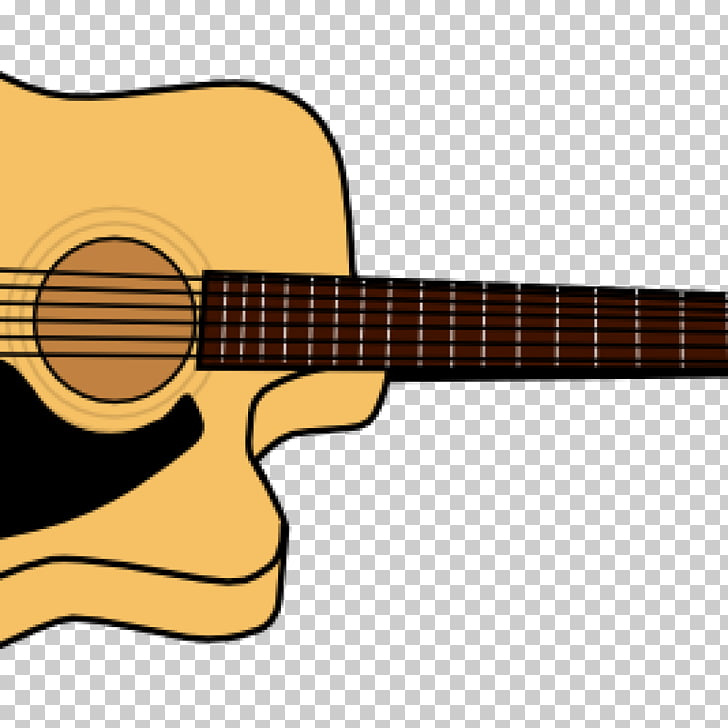 Guitarra dibujo clipart black and white library Animación de dibujos animados de guitarra acústica, guitarra ... black and white library