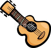 Guitarra dibujo clipart image transparent download Ilustración DE Guitarra Clip Art Dibujos Animados vectores en stock ... image transparent download