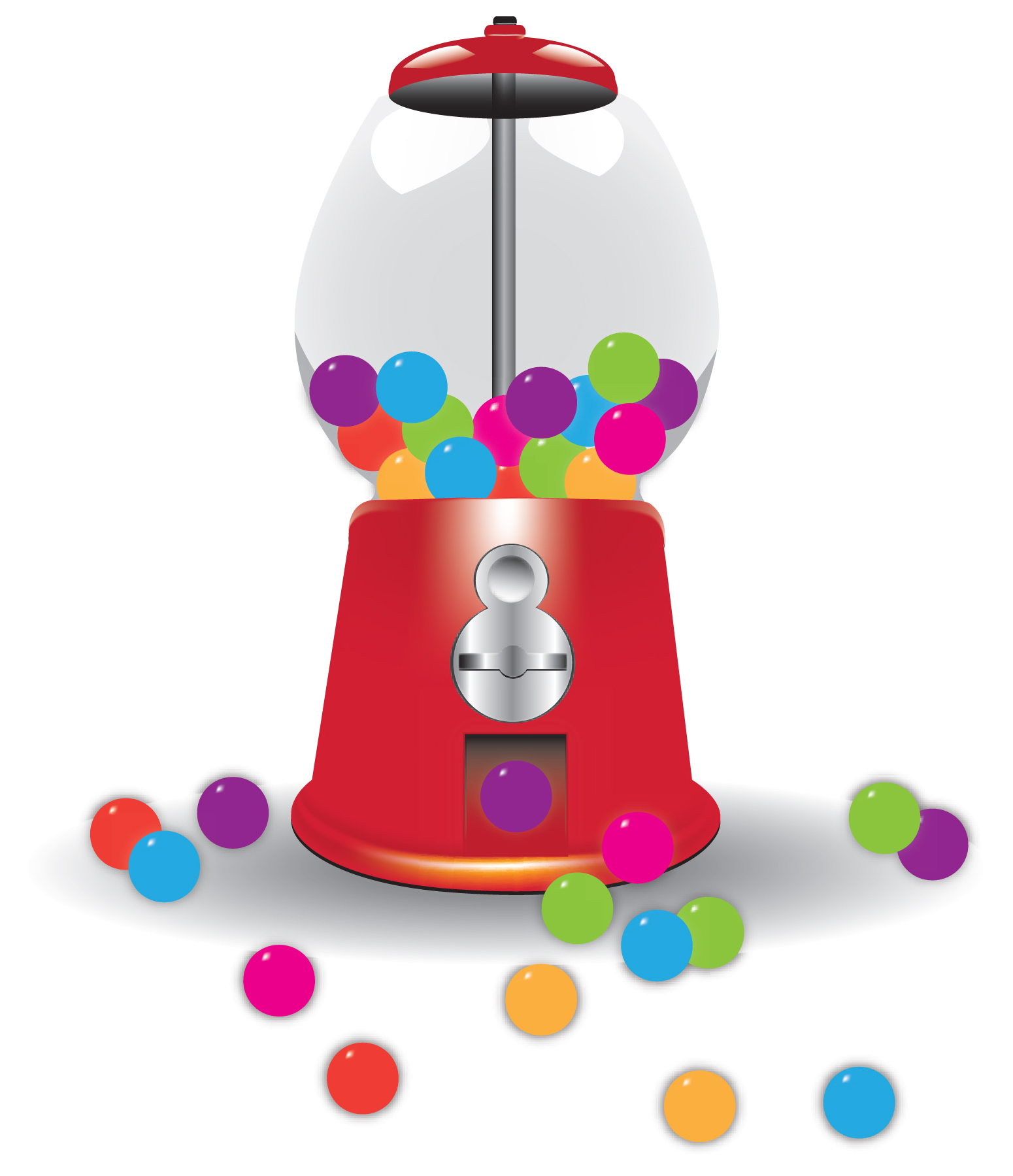 Gumballs clipart vector download Free Gumball Machine Cliparts, Download Free Clip Art, Free Clip Art ... vector download