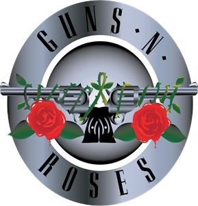 Guns and roses logo vector clipart png royalty free stock Guns N Roses Logo Vectors Free Download png royalty free stock