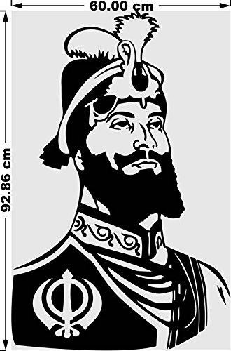 Guru gobind singh clipart clip art black and white library Guru Gobind Singh Ji Wall Sticker clip art black and white library