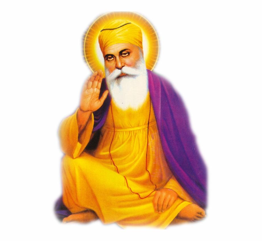 Guru nanak clipart picture transparent stock Guru Nanak Devi Ji Png Image - Dhan Guru Nanak Dev Ji Free PNG ... picture transparent stock