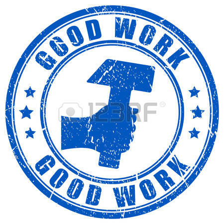 Gute arbeit clipart svg royalty free Gute Arbeit Lizenzfreie Vektorgrafiken Kaufen: 123RF svg royalty free