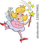 Gute fee clipart banner free library Cartoon tooth fairy vector material 01 - Vector Cartoon free download banner free library