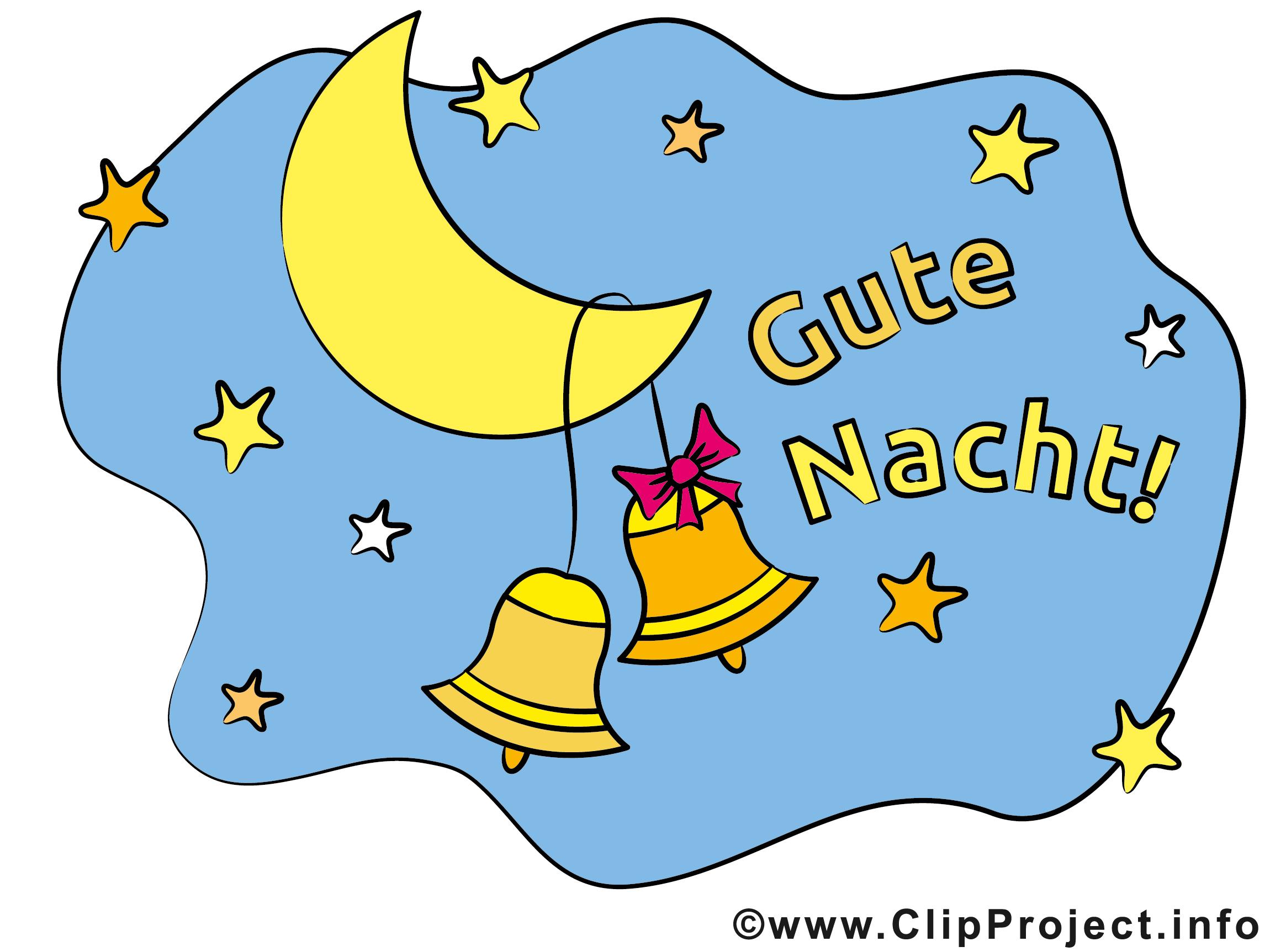 Gute freunde clipart jpg black and white library Gute Nacht Bilder, Cliparts, Cartoons, Grafiken, Illustrationen ... jpg black and white library