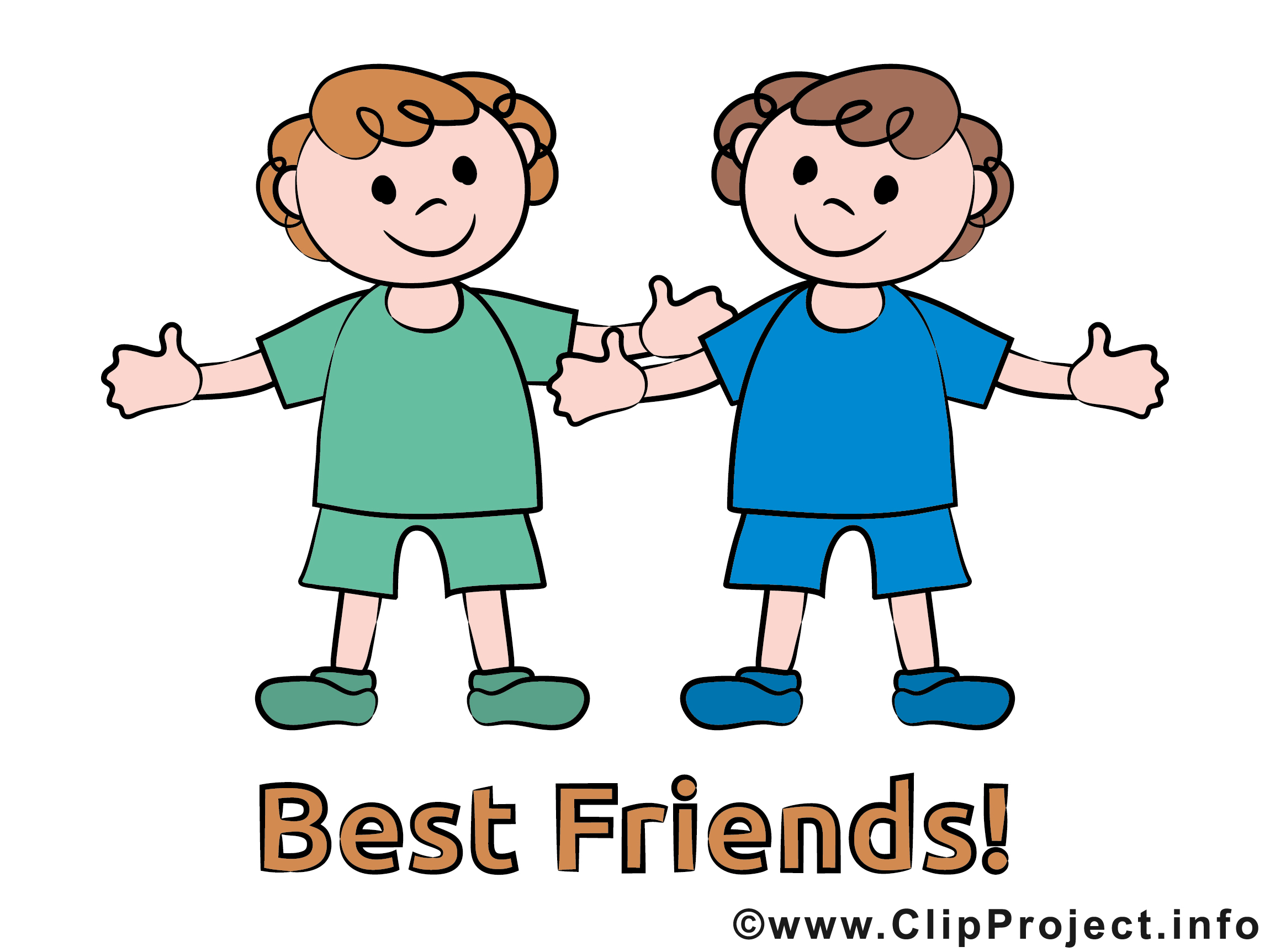 Gute freunde clipart image black and white download Gute freunde clipart - ClipartFest image black and white download